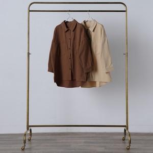 コットンツイルBIGシャツ FLH50030