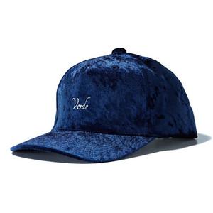 VERDE VELOUR AROMA CAP(ヴェルデ ベロア アロマキャップ)NAVY