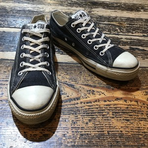 Vintage 90's~ Converse All Star HEMP MADE IN USA