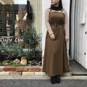 ANNAKERRY/ジャンバースカート