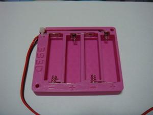 単三電池ホルダー(4本)
