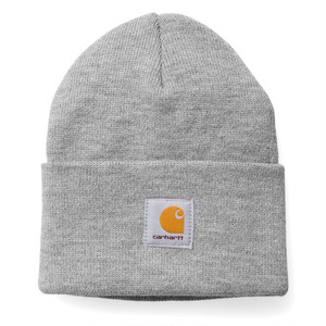 Carhartt (カーハート)ACRYLIC WATCH HAT - Heather Gray