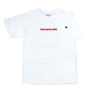 """Initial logo"" T-shirt White"
