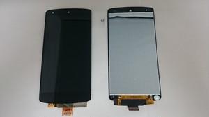LG Nexus5 修理用 フロントディスプレイガラス+液晶(LCD)+タッチパネル