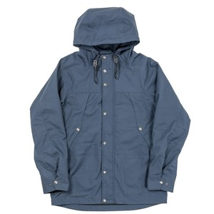 WORKERS / Mountain Jacket Navy Cotton Ventile Msize
