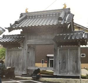 総欅造り歌舞伎門