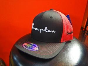 コンプトン キャップ (COMPTON) ブラック