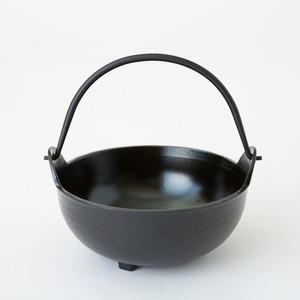 五進 / 田舎鍋 / アルミ / 15cm