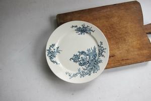 ベルギー BOCH B.F.K 絵皿a