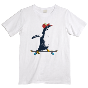 [Tシャツ] business penguin