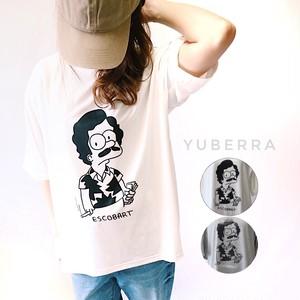《送料無料》ESCOBART Tシャツ【80360T2012W】