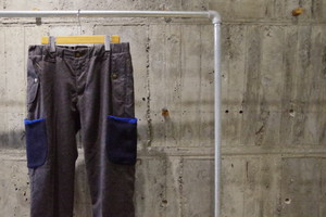 Design switch cargo pants(USED)
