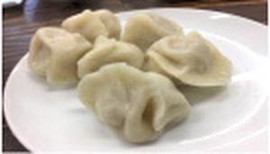50個入 羊肉と大根 味坊 梁さんの水餃子