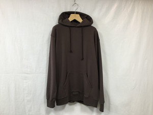 "UNIVERSAL PRODUCTS.×YAAH""ECO TC SWEAT HOODIE BROWN"""
