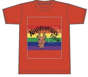 奈良レインボーフェスタ公式Tシャツ