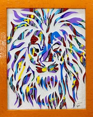 Lion【Original picture】