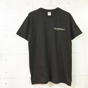 ブランド/SKULLS CAFE T-SHIRT #047 (ブラック×ホワイト)