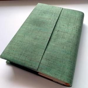 単行本 菊版サイズ(絹)セパレート式ブックカバー(新方式) ht063k