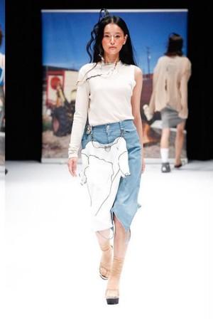 kotohayokozawa Convertible skirt