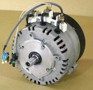 ブラシレスDCモーターME0913 48V〜96V MAXPower30KW受注生産