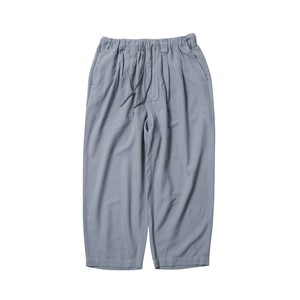 TIGHTBOOTH BAGGY LINEN PANTS  Sax  L