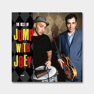 【送料無料】『THE BEST OF JUMP WITH JOEY』JUMP WITH JOEY (PLS-001/CD)