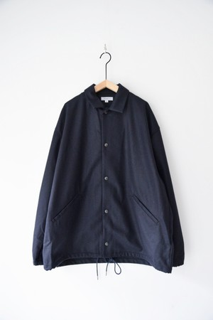 【ORDINARY FITS】OF-J016 COACH JACKET WOOL
