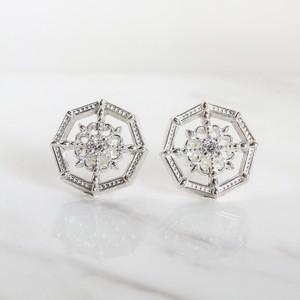 steering wheel pierced earrings