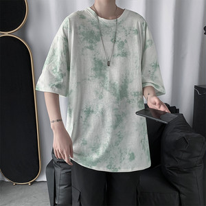 ユニセックスタイダイTシャツ