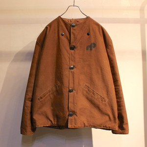 FRENCH WORK NO COLOR JACKET /