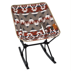 チェア PENDLETON × HELINOX HOME CHAIR WITH ROCKING FOOT & ACTIVITY CASEPAPAGO PARK