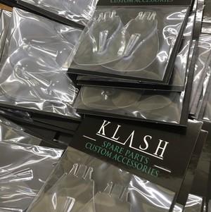 DRT / KLASH9用ワイドリップ