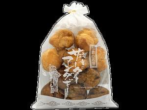 まとめ買いサーターアンダギー プレーン 黒糖  10個入り×3袋  さーたーあんだぎー 沖縄 特産品