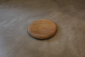円居という名の木の器 ぷっくり 胡桃