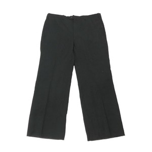 CHRISTIAN DIOR CROPPED WIDE TROUSERS