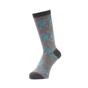 WHIMSY - PLUG IT IN SOCKS (White)
