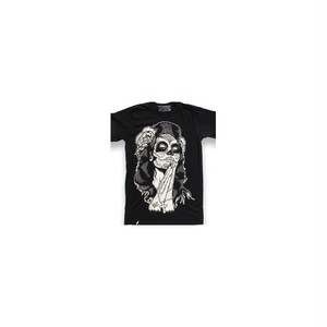 ゾンビガール Zombie Girl TOTTOO/タトゥー プリントTシャツ