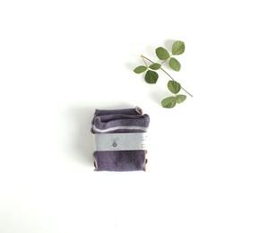絹&コットン 子供用レッグウォーマー  冷え取り (ログウッド)  温活  出産祝い (お色は写真1枚~6枚目)