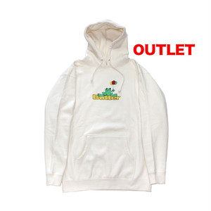【アウトレット】BUTTER GOODS FROG PULLOVER BONE サイズL