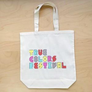 エコバッグ True Colors Festivalロゴ