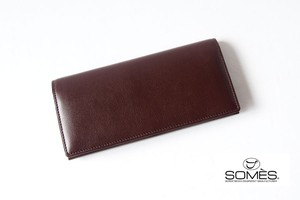 ソメスサドル|SOMES SADDLE|束入れ|長財布|ピント|PINT|PI-01|チョコレートブラウン