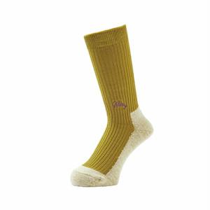 WHIMSY - EMJAY SOCKS (Olive)