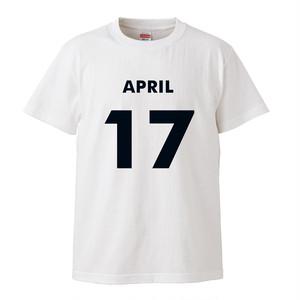 4月17日