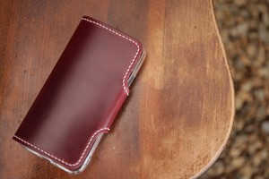 """※outlet sale※ Monitor flap iPhone case  """"one dot"""" for iphone X & XS"""