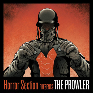 horror section / the prowler cd