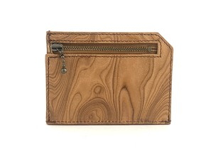 MAGNET Slim Wallet  Wood Natural