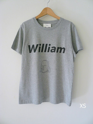 William Tシャツ