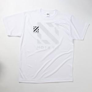 PT201850-WHITE  プラクティスシャツ