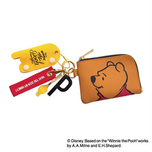 HONEY SERIES MINIPOUCH KEYCHAIN YY-D042 YE