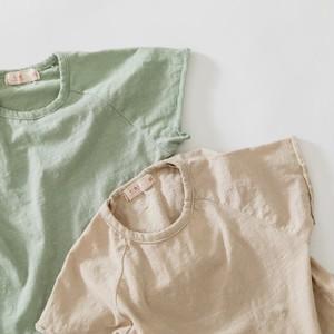 即納 2500円+税 切りっぱなしTシャツ